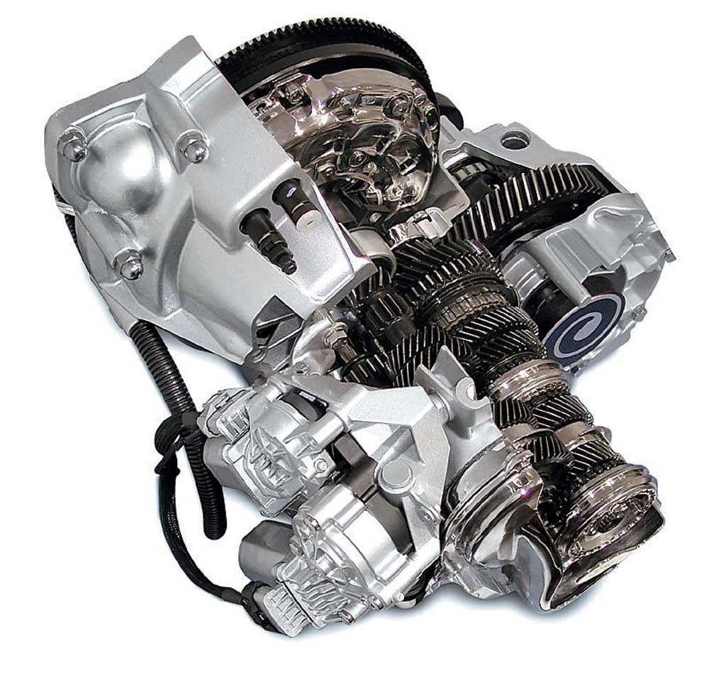 Easytronic Semi Auto Gear Selection At Auto Trans